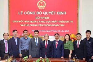Ông Hoàng Việt Cường làm Phó Chánh Văn phòng UBND tỉnh Thừa Thiên – Huế