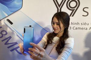 Huawei Y9s với camera AI 48 MP