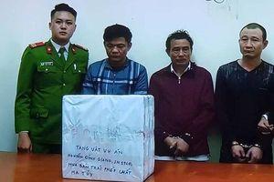 Hành trình truy bắt ông trùm, phá chuyên án ma túy 'khủng' từ Lào về Việt Nam