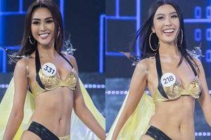 Mãn nhãn với màn trình diễn bikini nóng bỏng của Top 15 Hoa hậu Hoàn vũ Việt Nam 2019
