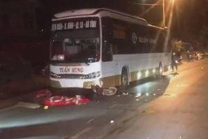 Nam thanh niên 16 tuổi tử vong do đâm vào đầu xe khách