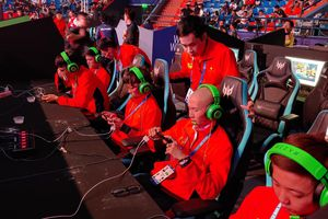 Tuyển eSport Việt Nam thua Malaysia do chỉ có 2 vạch Wi-Fi