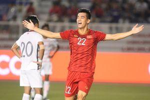 U.22 Việt Nam 'tái ngộ' U.22 Indonesia ở trận tranh huy chương vàng