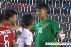 GÓC CAY CÚ: Thua thảm hại, cầu thủ gốc Việt của Campuchia 'tung cước' với học trò thầy Park