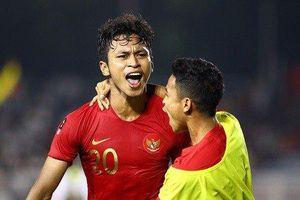 Đánh bại Myanmar, U22 Indonesia hẹn Việt Nam ở chung kết