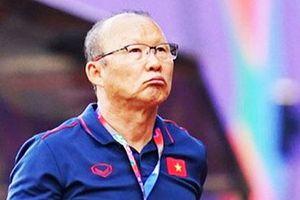 Ông Park đề phòng mất quyền chỉ đạo trận chung kết SEA Games