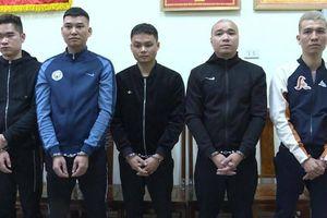 Triệt phá đường dây cá độ bóng đá hàng trăm tỷ đồng ở Bắc Ninh