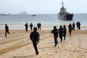 Lữ đoàn Hải quân 147: Luyện giỏi, rèn nghiêm, an toàn, làm chủ
