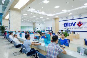BIDV: Tăng dự phòng nợ xấu khiến lợi nhuận sụt giảm 3%
