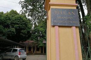 Chánh văn phòng TAND huyện bị bắt sau 26 năm trốn nã: Viết tâm thư kêu oan!