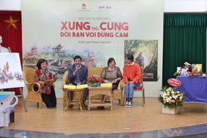 Đôi bạn voi Xung và Cung – biểu tượng của tình bạn hai nước Việt Nam – Liên Xô