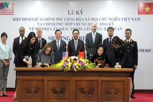 Ký kết Hiệp định Việt – Mỹ về hỗ trợ lẫn nhau trong lĩnh vực hải quan
