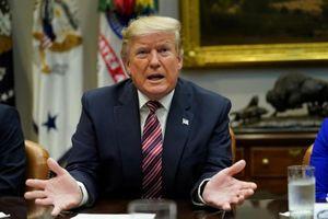 Ông Trump: Trung Quốc rất nhiều tiền, WB ngừng ngay việc cho họ vay