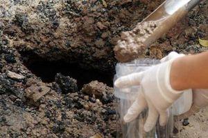 Tìm thấy vi khuẩn Whitmore trong mẫu đất vườn của gia đình có 3 trẻ tử vong