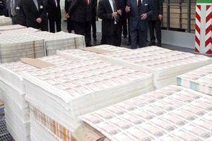 Công ty in tiền lớn nhất thế giới sắp phá sản