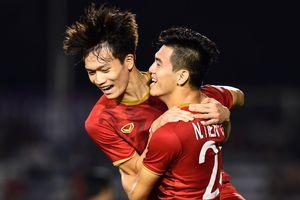 Khoảnh khắc U22 Việt Nam vào chung kết SEA Games