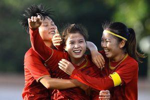 3 trận đấu đưa tuyển nữ Việt Nam vào chung kết SEA Games 30