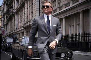 Daniel Craig và những lần lái xe cho Bond trong Điệp viên 007