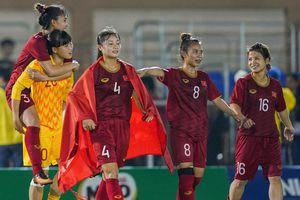 Những cô gái tài năng, xinh xắn của tuyển bóng đá nữ Việt Nam