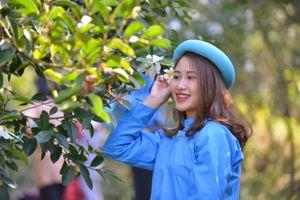 Thiếu nữ Bình Liêu nô nức trẩy hội hoa sở tại Quảng Ninh