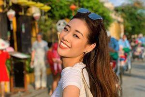 Loạt ảnh chứng minh sở thích du lịch của Hoa hậu Khánh Vân