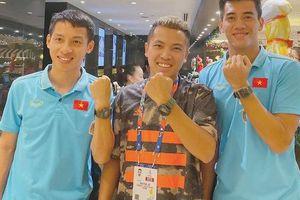 Một ngày sau trận bán kết, Tiến Linh báo tin vui về chấn thương