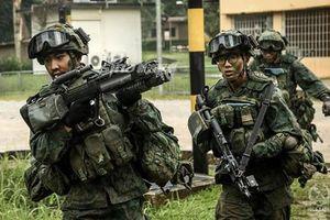 Quân đội Singapore quy mô nhỏ nhưng có vũ khí hiện đại nhất Đông Nam Á?