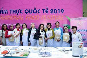 Toàn cảnh Liên hoan Ẩm thực Quốc tế 2019