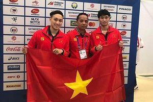 Bóng bàn Việt Nam giành tấm huy chương Vàng lịch sử tại SEA Games
