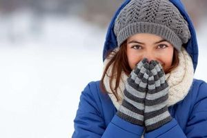 Cách giữ ấm cơ thể trong mùa đông