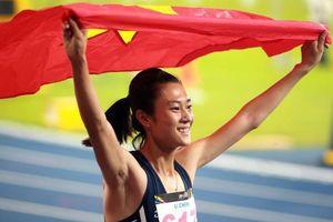 'Nữ hoàng' Lê Tú Chinh sáng cửa đoạt vàng SEA Games