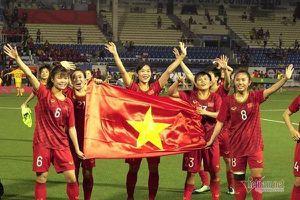 Tặng mỗi cô gái vàng đội tuyển Việt Nam 1 xe máy loại tốt