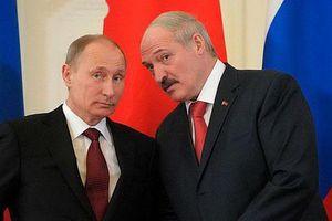 Belarus sáp nhập vào Nga, kế hoạch 'hồi sinh' Liên Xô của Putin sắp thành hiện thực?