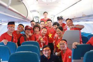 Vietnam Airlines khai thác thêm 6 chuyến bay đến Philippines 'tiếp lửa' U22 Việt Nam