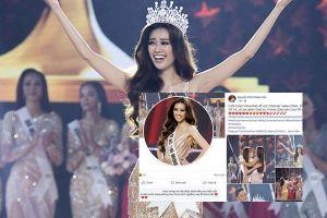 Đối tượng giả mạo Facebook Hoa hậu Hoàn vũ Nguyễn Trần Khánh Vân sẽ bị xử lý thế nào?