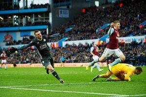 Thi đấu thăng hoa, Leicester bỏ xa Man City trên BXH Premier League