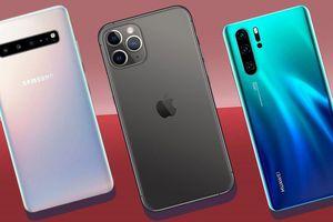 Apple vẫn giữ vững vị trí số một thế giới trên thị trường smartphone cao cấp