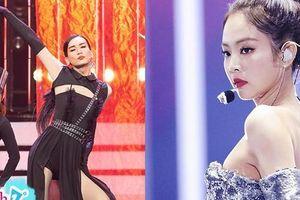Sau màn hóa thân thành Black Pink, BB Trần khẳng định không phải là Jennie, mong bầu show đừng gọi đi diễn nữa