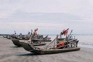 Nghệ An: Đang tìm kiếm ngư dân mất tích trên biển