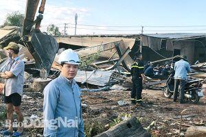 TP.Biên Hòa: Cưỡng chế nhiều công trình xây dựng trái phép