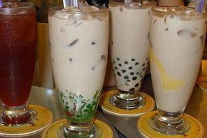 Những điều chưa biết về trà sữa