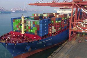 Kim ngạch thương mại Trung Quốc- Mỹ tiếp tục đà giảm sút