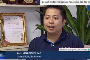 Trải nghiệm đo chất lượng không khí 'make in Vietnam'
