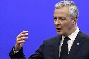 Pháp cảnh báo kiện Mỹ sau đe dọa áp thuế của Tổng thống Donald Trump