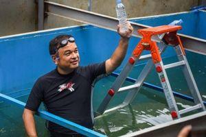 Làm sạch sông Tô Lịch: Nhiều phương án chưa khả thi
