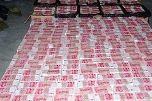 Vụ án tiền giả lớn nhất ở Hồ Nam