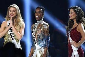 Câu hỏi ứng xử ở Miss Universe và Hoa hậu Hoàn vũ VN khác nhau ra sao?