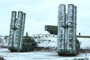 Nga lập lưới lửa phòng không S-400 tại Bắc cực