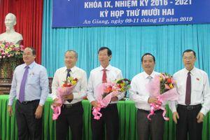 Bầu bổ sung 3 Phó Chủ tịch UBND, HĐND tỉnh