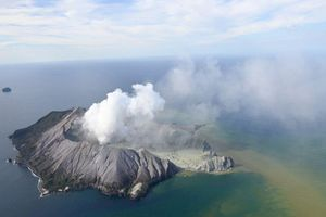 New Zealand: Một người chết, nhiều người mất tích do núi lửa phun trào